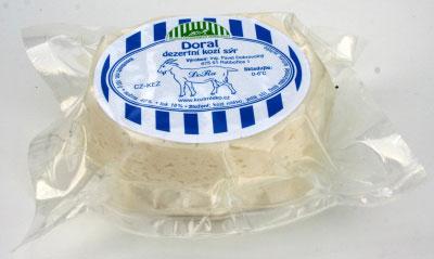 Doral - dezertní kozí sýr