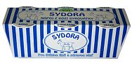 Sydora - syrovátkový nápoj z kozí syrovátky a jablečného moštu.